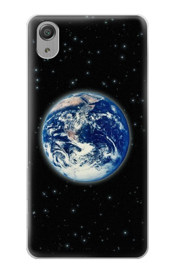 Printed Earth Planet Space Star nebula Sony Xperia X Performance Case
