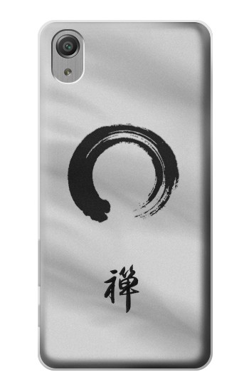 Printed Zen Buddhism Symbol Sony Xperia X Performance Case