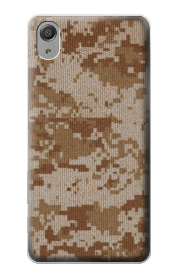 Printed Desert Digital Camouflage Sony Xperia X Performance Case