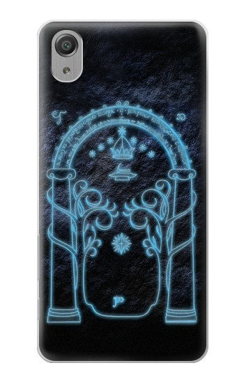 Printed Lord of The Rings Mines of Moria Gate Sony Xperia X Performance Case