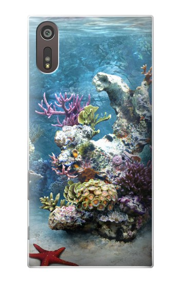 Printed Aquarium 2 Sony Xperia XZ Case