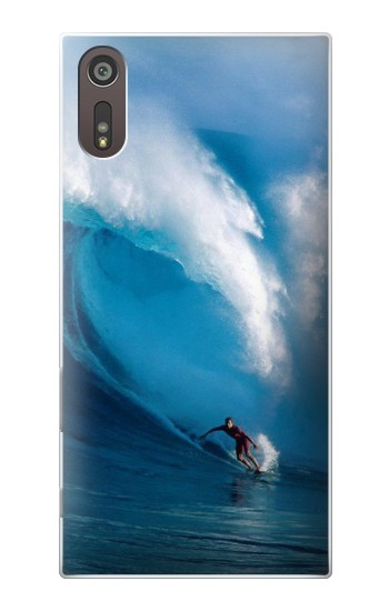 Printed Hawaii Surf Sony Xperia XZ Case