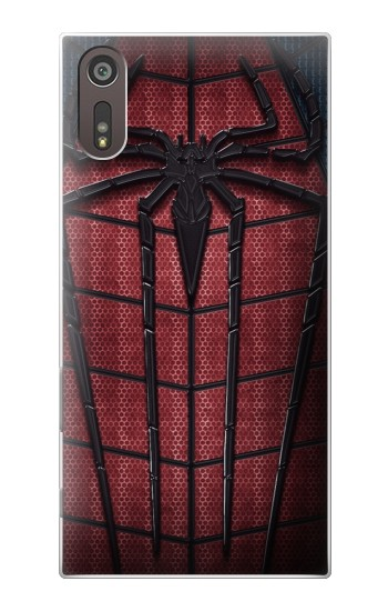 Printed Spider Suit Sony Xperia XZ Case
