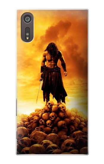 Printed Conan The Barbarian Sony Xperia XZ Case
