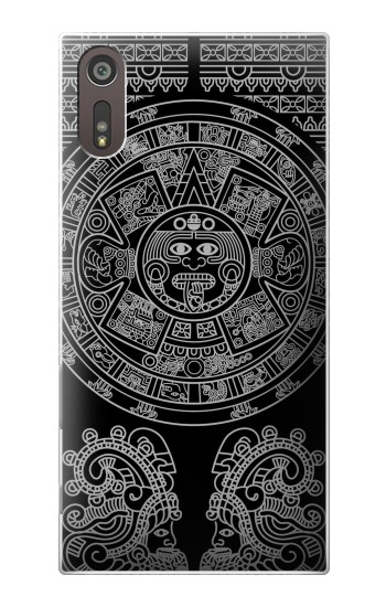 Printed Mayan Pattern Sony Xperia XZ Case