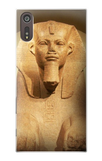 Printed Sphinx Egyptian Sony Xperia XZ Case