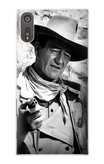 Printed John Wayne The Searchers Sony Xperia XZ Case