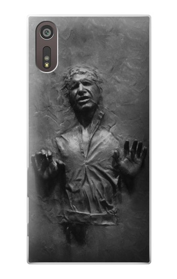 Printed Han Solo Frozen in Carbonite Sony Xperia XZ Case