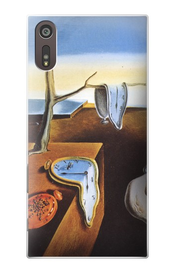 Printed Salvador Dali The Persistence of Memory Sony Xperia XZ Case