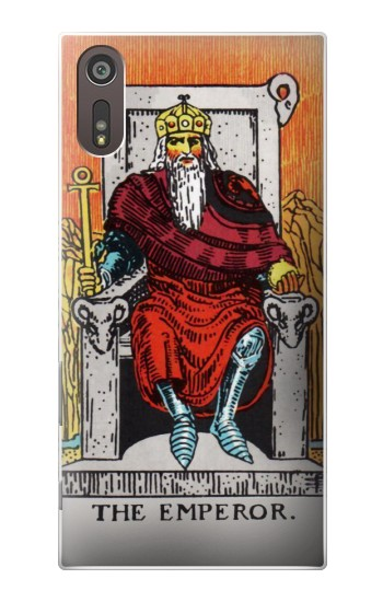 Printed Tarot Card The Emperor Sony Xperia XZ Case