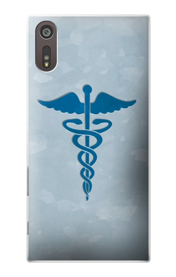 Printed Medical Symbol Sony Xperia XZ Case