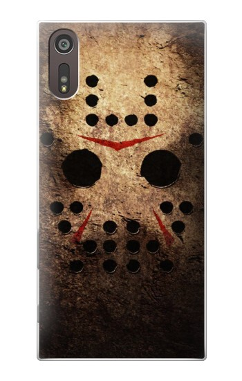 Printed Jason Hockey Mask Sony Xperia XZ Case