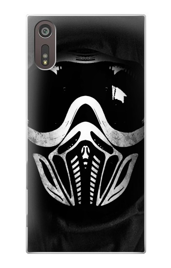 Printed Paintball Mask Sony Xperia XZ Case