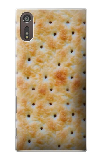 Printed Cream Cracker Biscuits Sony Xperia XZ Case
