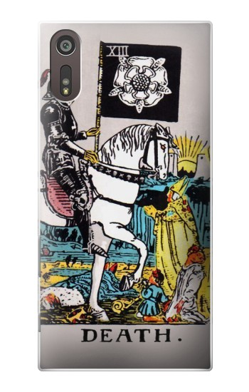 Printed Tarot Card Death Sony Xperia XZ Case