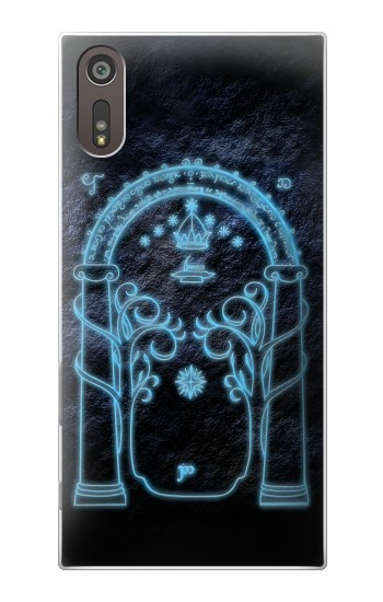 Printed Lord of The Rings Mines of Moria Gate Sony Xperia XZ Case