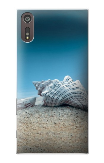 Printed Sea Shells Under the Sea Sony Xperia XZ Case