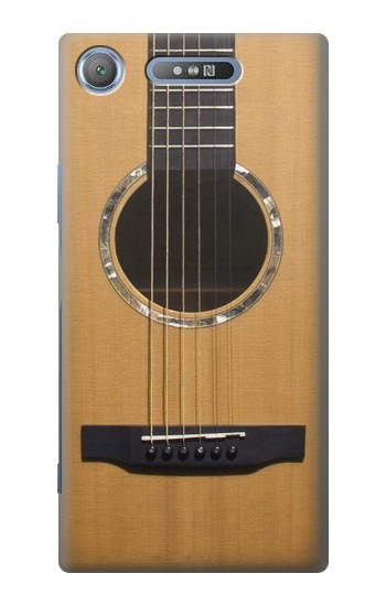 Printed Acoustic Guitar Sony Xperia E3 Case