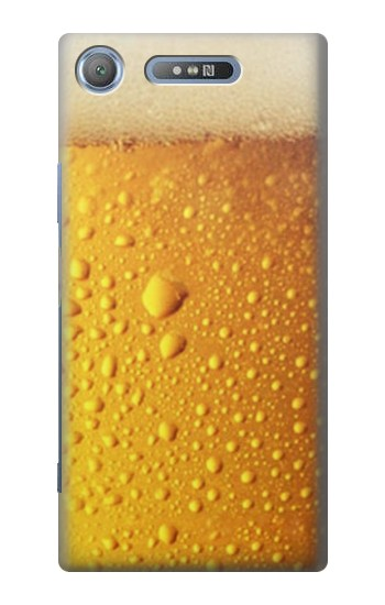 Printed Beer Glass Sony Xperia E3 Case