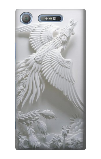 Printed Phoenix Carving Sony Xperia E3 Case