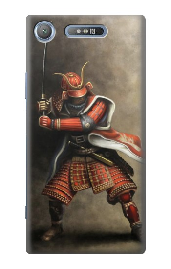 Printed Japan Red Samurai Sony Xperia E3 Case