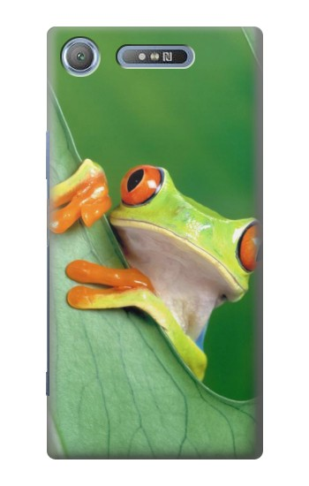 Printed Little Frog Sony Xperia E3 Case