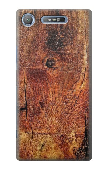 Printed Wood Skin Graphic Sony Xperia E3 Case