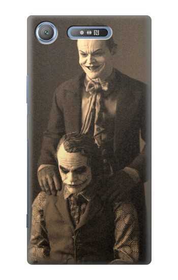 Printed Jokers Together Sony Xperia E3 Case