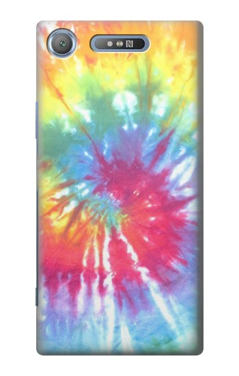 Printed Tie Dye Colorful Graphic Printed Sony Xperia E3 Case