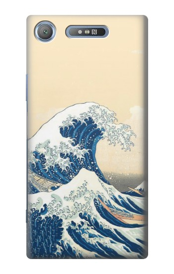 Printed Under the Wave off Kanagawa Sony Xperia E3 Case