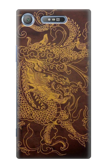 Printed Chinese Dragon Sony Xperia E3 Case