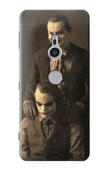 Printed Jokers Together Sony Xperia XZ2 Case