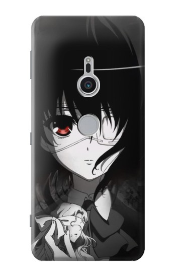 Printed Another Mei Misaki Sony Xperia XZ2 Case