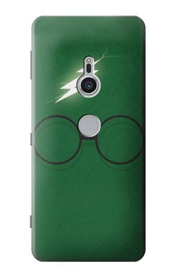 Printed Harry Potter Minimalist Sony Xperia XZ2 Case