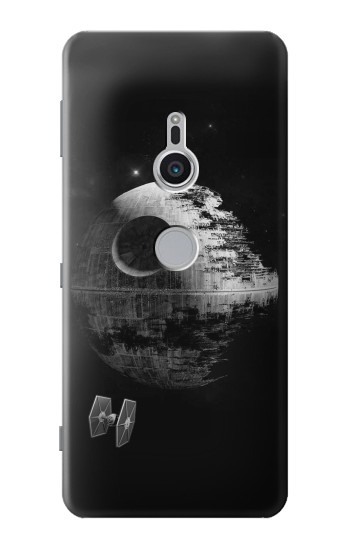 Printed Star Aircraft Planet Sony Xperia XZ2 Case