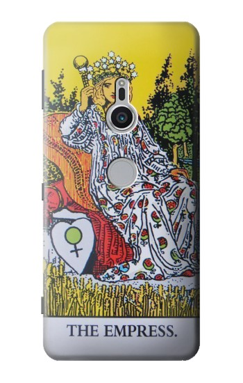 Printed Tarot Card The Empress Sony Xperia XZ2 Case