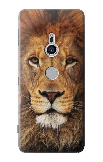 Printed Lion King of Beasts Sony Xperia XZ2 Case