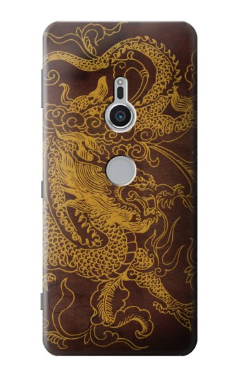 Printed Chinese Dragon Sony Xperia XZ2 Case