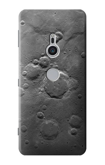 Printed Moon Surface Sony Xperia XZ2 Case