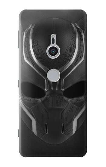 Printed Black Panther Mask Sony Xperia XZ2 Case