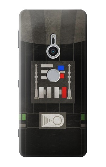 Printed Darth Vader Chest Plate Sony Xperia XZ2 Case