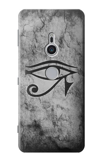 Printed Sun Eye Of Horus Sony Xperia XZ2 Case