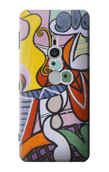 Printed Picasso Nude and Still Life Sony Xperia XZ2 Case