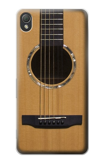 Printed Acoustic Guitar Sony Xperia Z3 Case