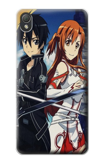 Printed Sword Art Online Sony Xperia Z3 Case
