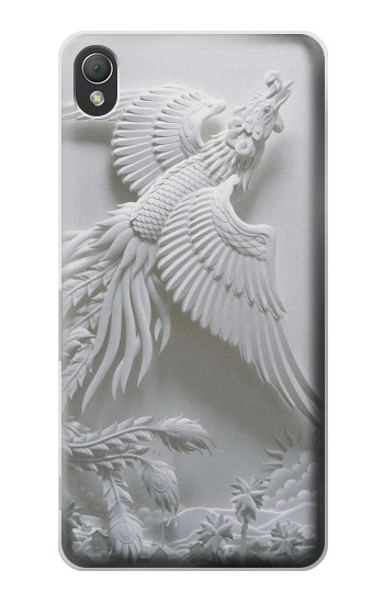 Printed Phoenix Carving Sony Xperia Z3 Case
