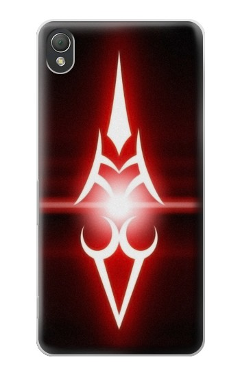 Printed Fate Stay Night Saber Command Spells Sony Xperia Z3 Case