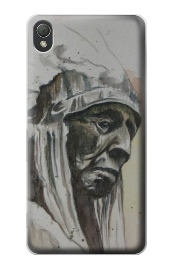 Printed Indian Chief Sony Xperia Z3 Case