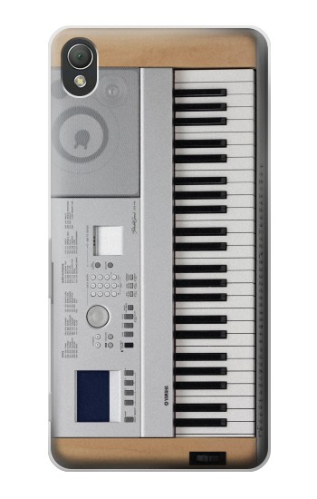 Printed Keyboard Digital Piano Sony Xperia Z3 Case