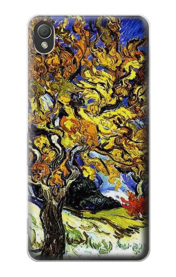 Printed Mulberry Tree Van Gogh Sony Xperia Z3 Case